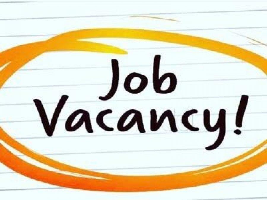 Job Opening on the posts of Assistant Professor, Associate Professor, Will Get Attractive Salary