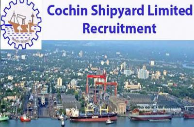 Cochin Shipyard Limited में वैकेंसी, वेतन 20 हजार रु