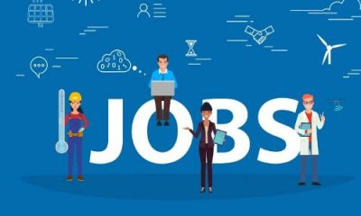 Job opening on the positions of lecturer, salary Rs 34800/-