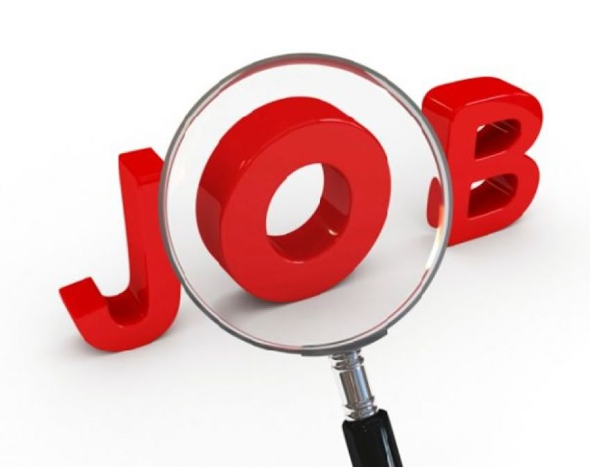 Opening bumper job in the posts of Research Assistant, will get attractive salary