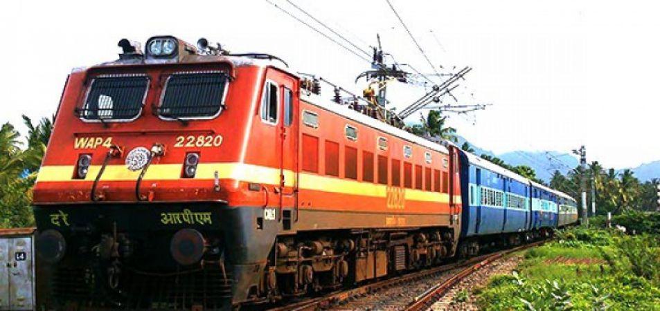 रेलवे में निकलेगी ढाई लाख पदों की भर्ती