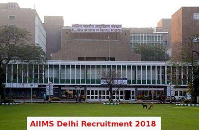दिल्ली AIIMS में फिर नही मिलेंगी नौकरी, 12वीं पास आज ही कर दें आवेदन