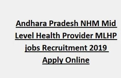 Bumper recruits in NHM; Apply soon
