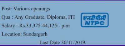 NTPS में सरकारी नौकरी का मौका, जानें आवेदन की अंतिम तिथि
