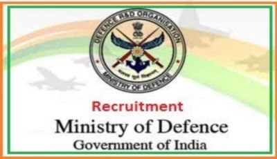 खुशखबरी : रक्षा मंत्रालय में 34 हजार पदों पर निकली भर्ती, महज 8वीं पास पहले करें आवेदन