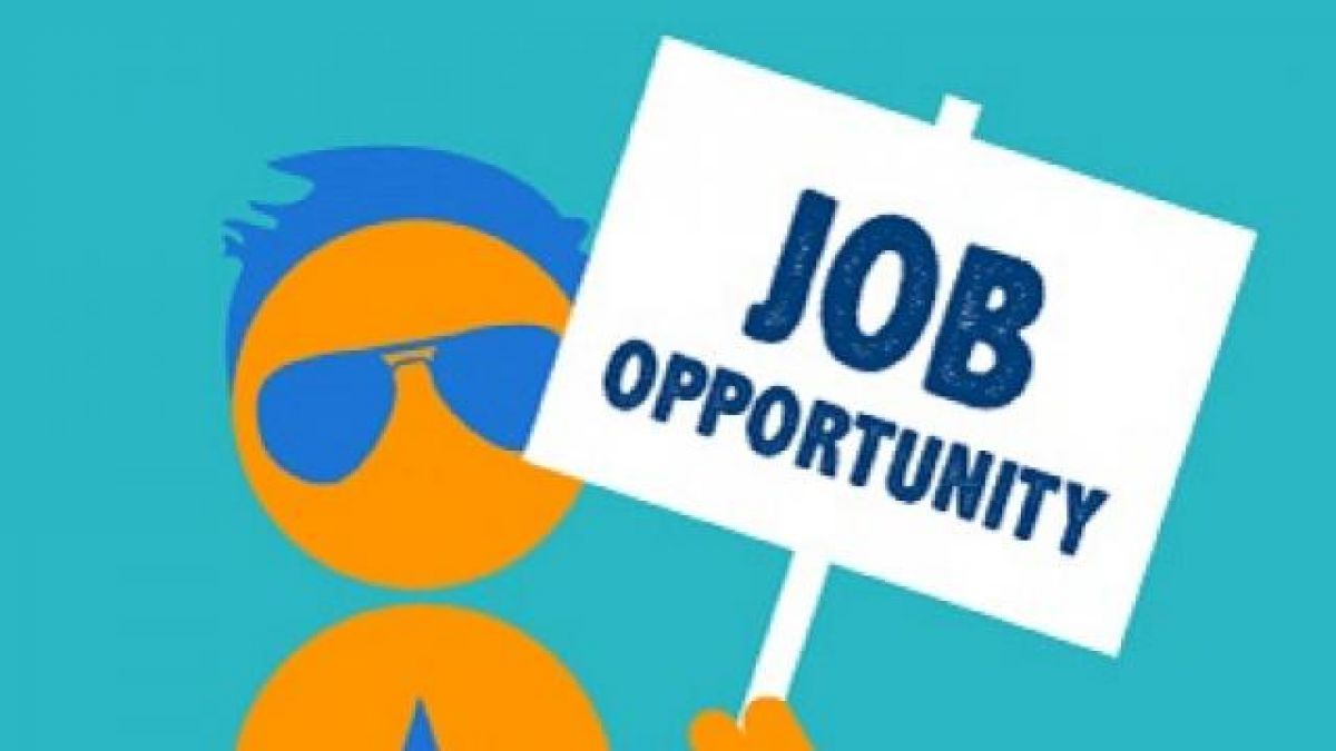 Job opening for the positions of consultant, this is the last date to apply
