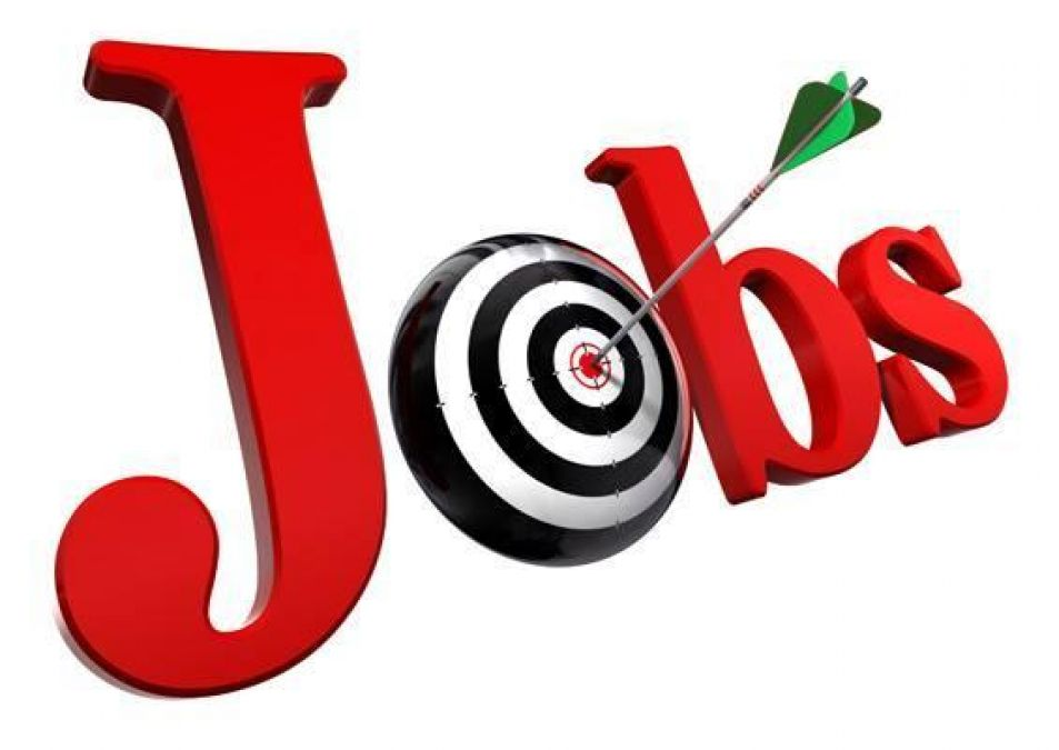Job opening on the posts of secretarial assistant, salary Rs 10,000
