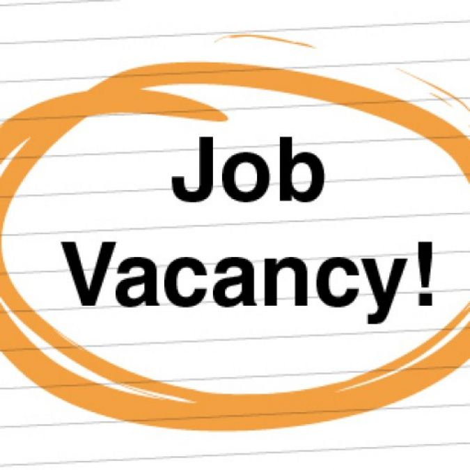 Job opening on the posts of project assistant, Know the last date