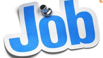 Vacancy to the posts of data entry operator, salary Rs. 13,500