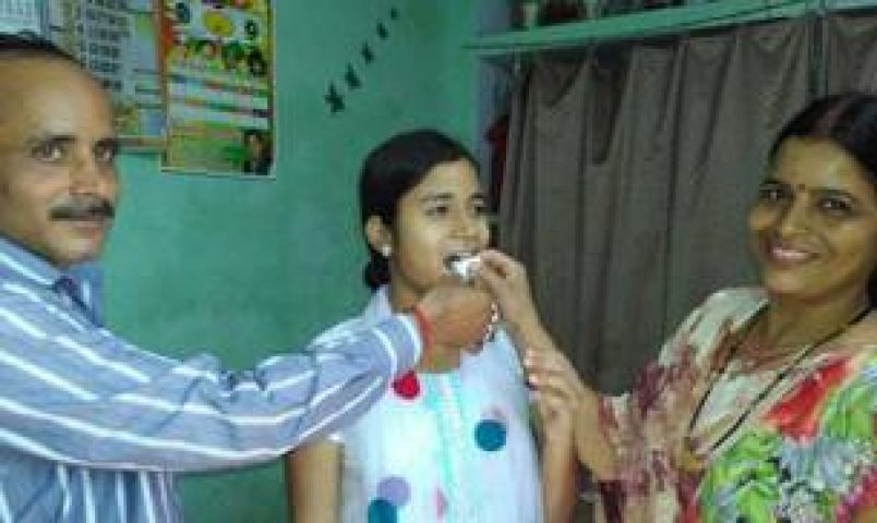 Meet daughter of a daily wage earner who scored 97% in CBSE Class 12