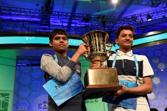 लगातार तीसरे साल भारतवंशीय छात्रों ने जीती स्पेलिंग बी प्रतियोगिता