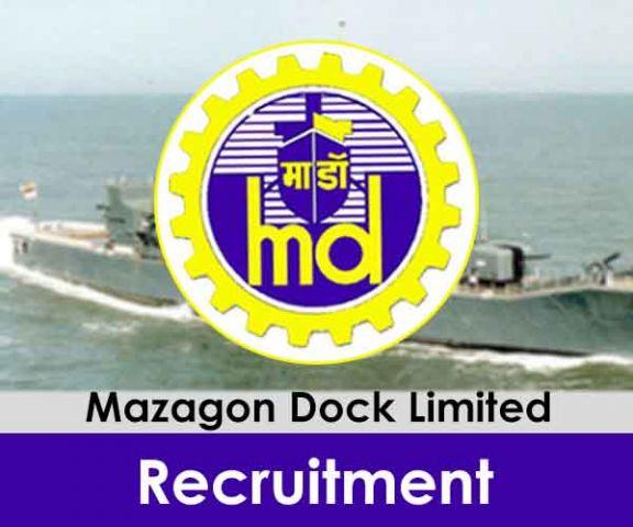 Mazagon Dock Limited दे रहा हैं जॉब का मौका
