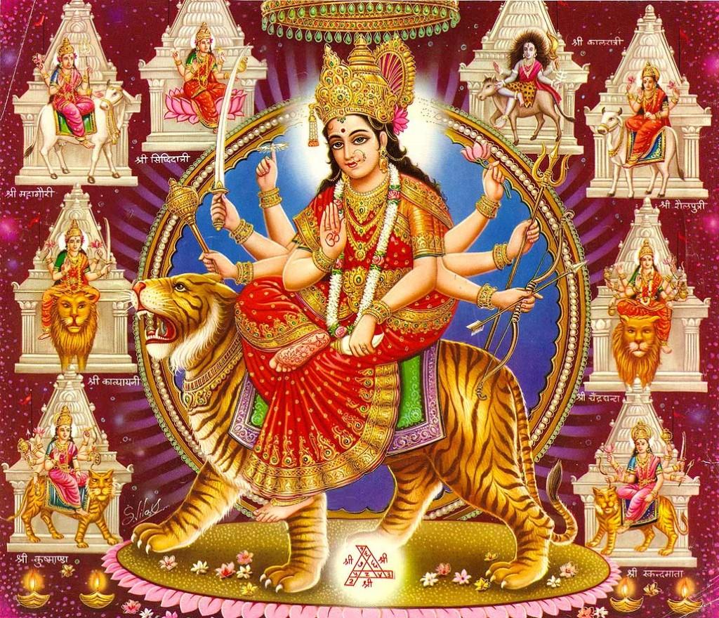 चैत्र नवरात्री 2018 : मां दुर्गा की आराधना की पावन आरतियां | NewsTrack  Hindi 1