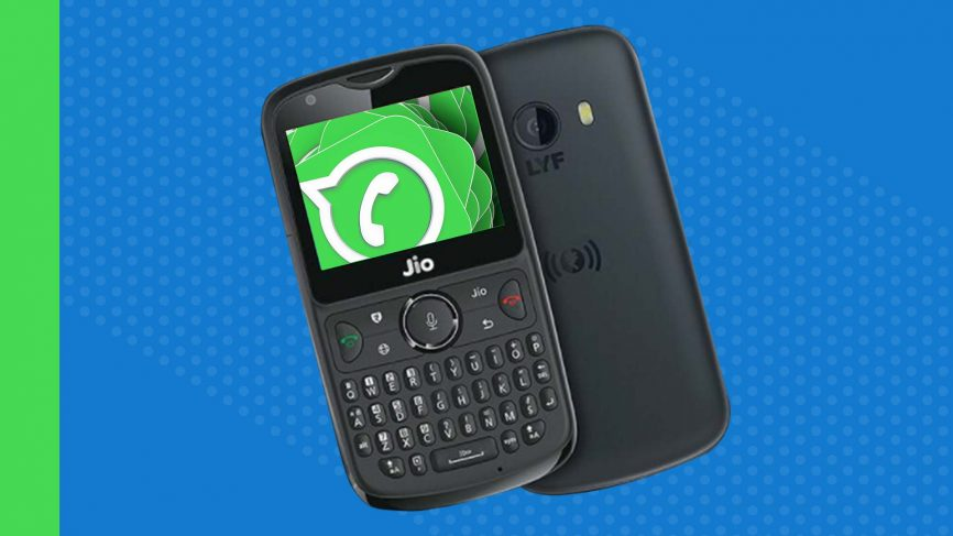 Whatsapp launched on Jio Phone, know the steps to download 1