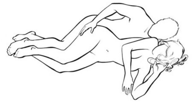 Sexual positions manual