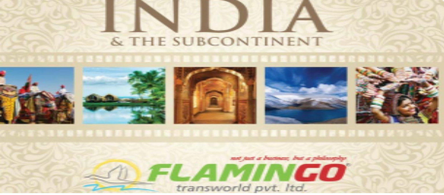 Flamingo, another best luxury tour operator agency in India