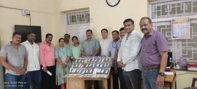 Pune Police Recover 74 'Missing' Mobile Phones, The Thieves Gang Busted