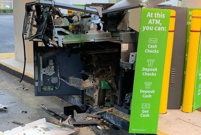 Miscreants blow up ATM in Pune With Explosives, Looted ₹28 Lakh