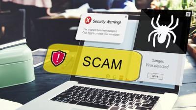 Cops detain fake websites creator