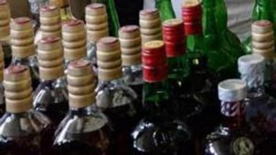 Police seize 20,400 litre hooch in East Godavari district