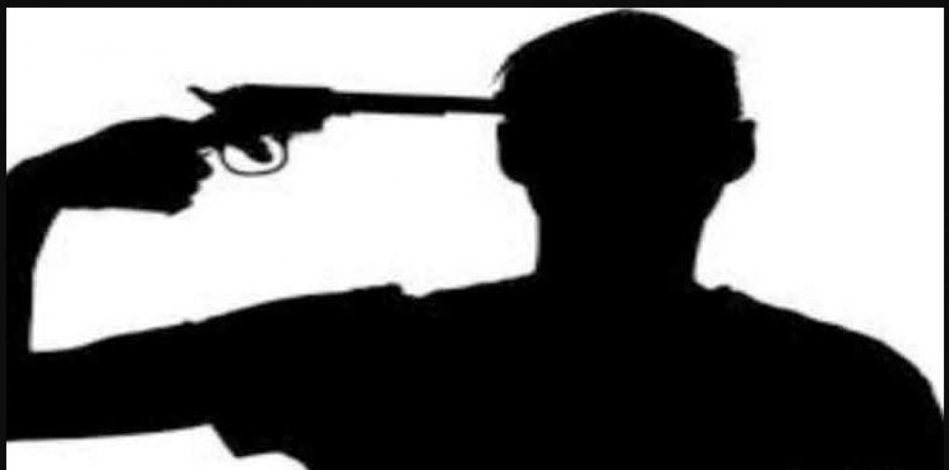 A JEE Main student Commit suicide; shoot himself using father's pistol