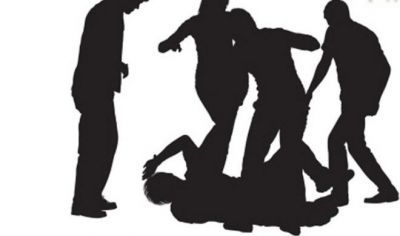 A rape accused beaten to death by the victim's family