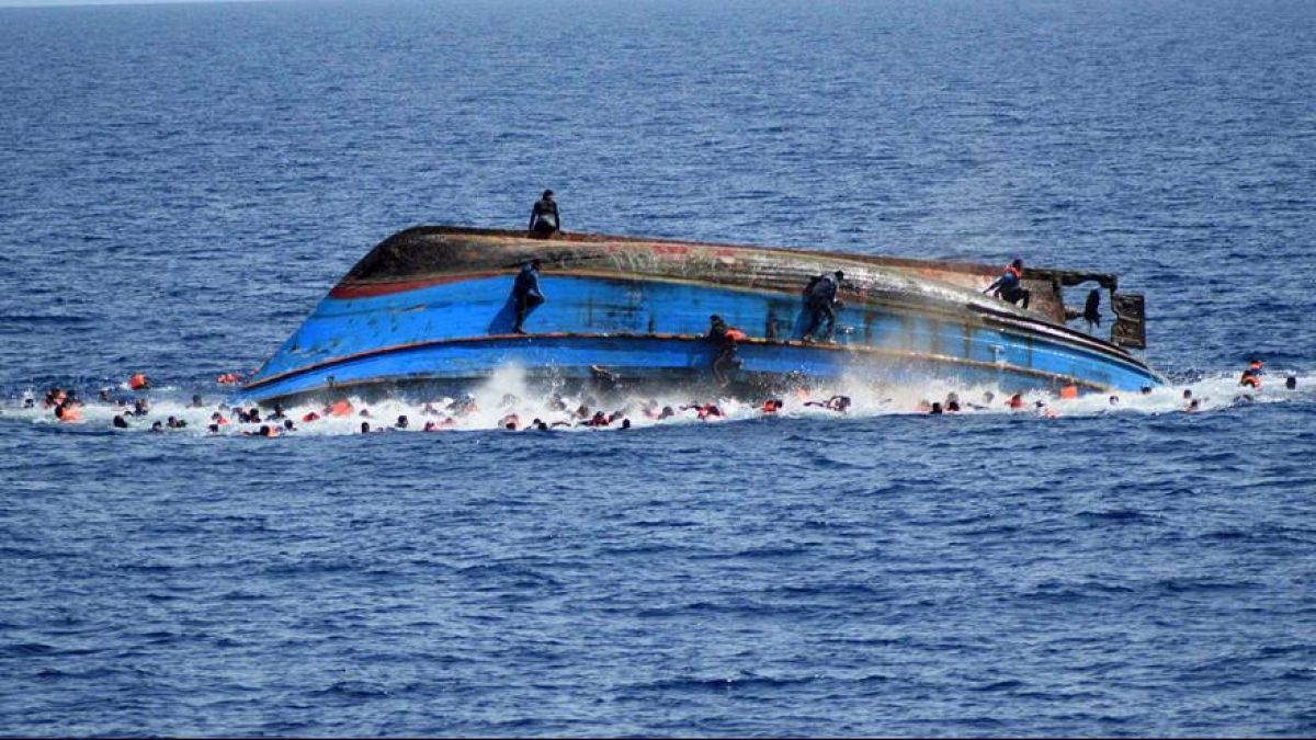 Seven people including five children lost their lives as a boat capsized off