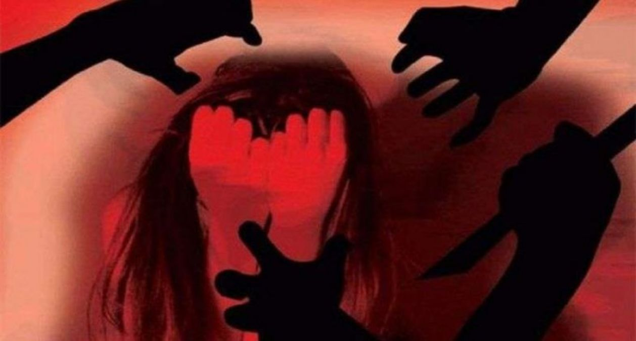 3 Minor boys raped an 8-year-old girl