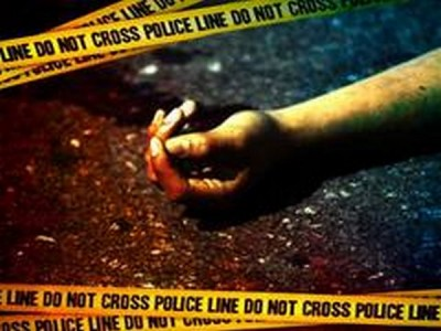 A man killed his mother while injured Pregnant sister and father