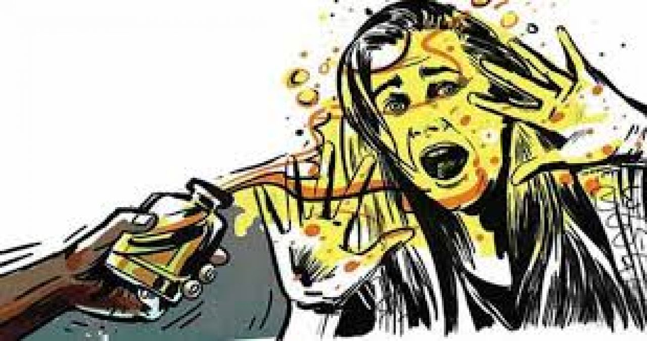 woman acid-attacked by her two brothers in Greater Noida