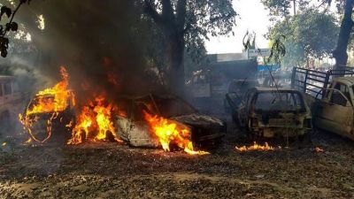 BSC student arrested in connection with Bulandshahr violence
