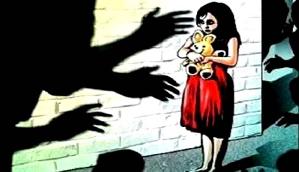 Rape accused on bail raped another minor girl