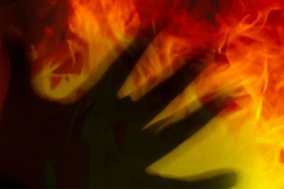 20-year-old widow sets herself on fire after being repeatedly gang-raped by her 'keeper'