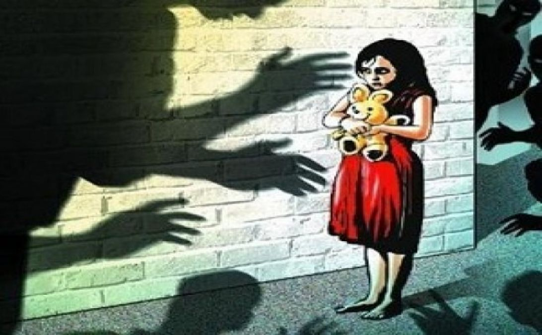 42-year-old security guard harasses minor girls on pretext of playing with them, arrested