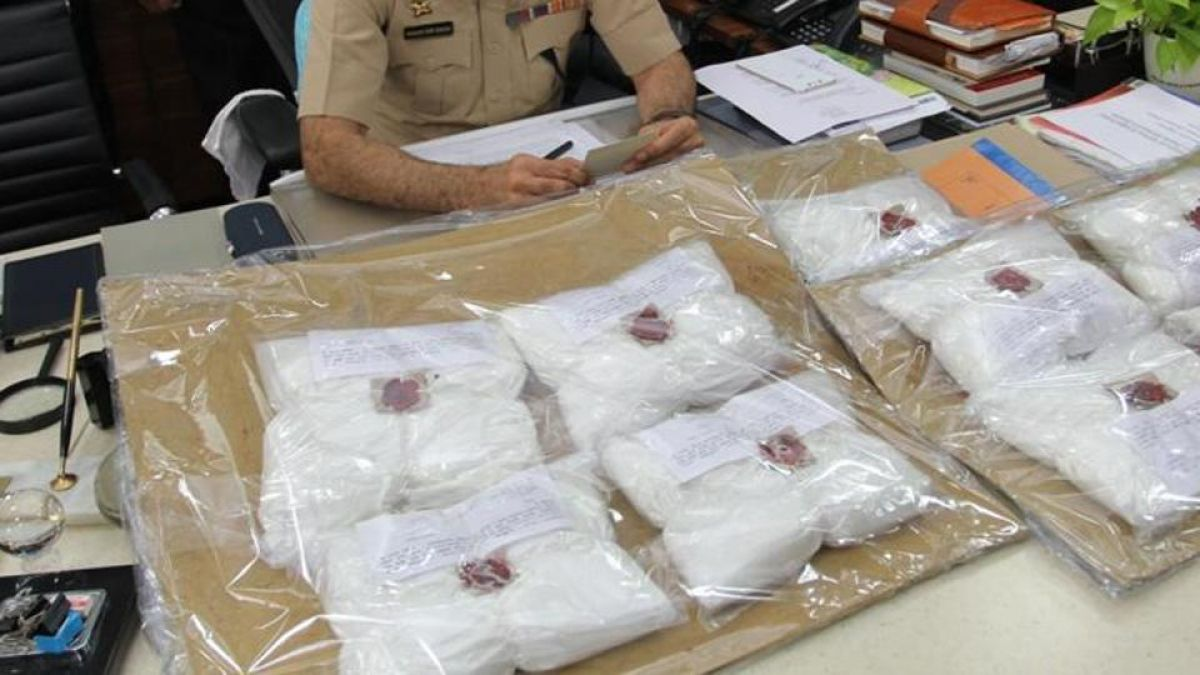 police seize heroin and brown sugar in J&K, 5 arrested