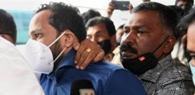 Bengaluru drug case - ED arrests Bineesh Kodiyeri after 3 hours of questioning