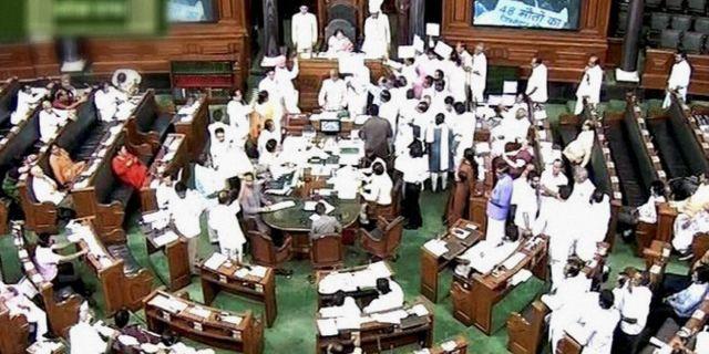 संसद में फिर बजेंगी मेजें, मचेगा शोर