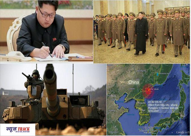 उत्तर कोरिया के हाइड्रोजन बम से विश्व के पसीने छूटे