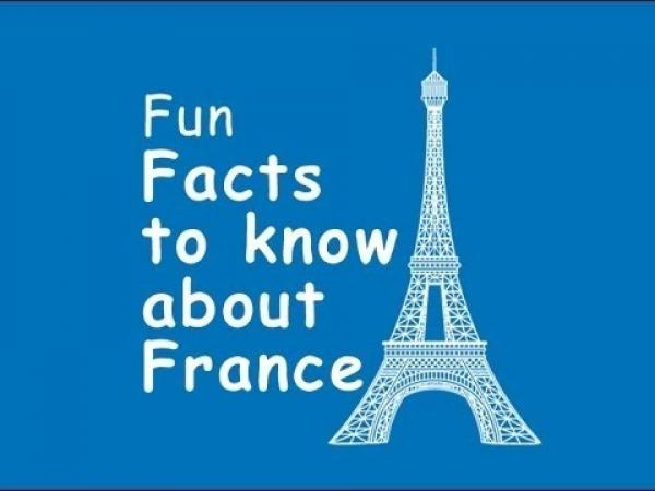 Amazing Facts: Facts about France that will dazzle you