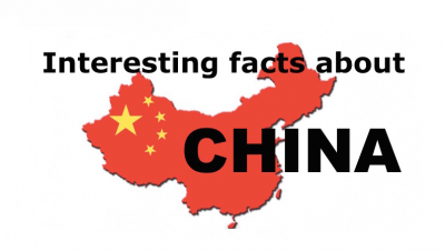 Amazing Facts: Crazy Things about China