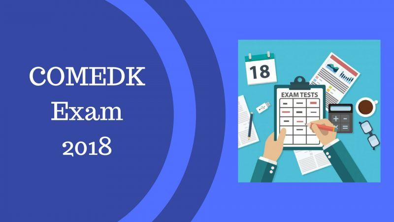COMEDK UGET 2018: Applications close on April 19, apply @ comedk.org
