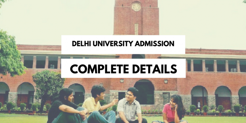 DU 4th Cut Off 2018: Hurry! You can still apply for Admission at Delhi University