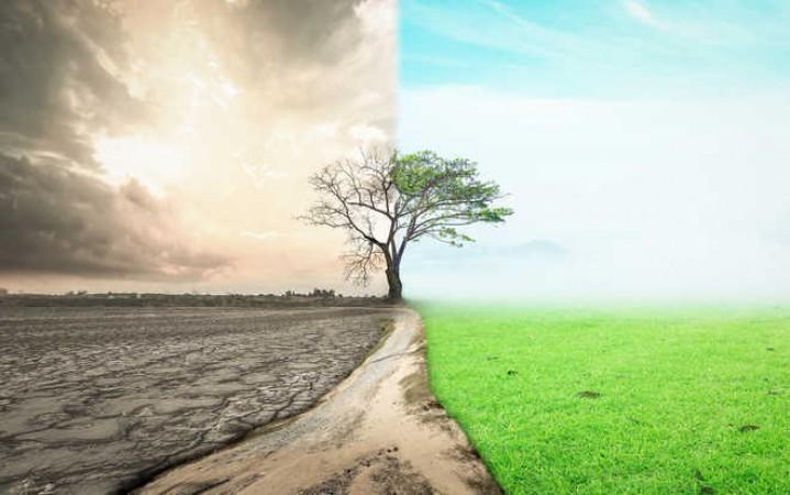 जलवायु परिवर्तन से भारत का मौसम हो सकता है प्रभावित