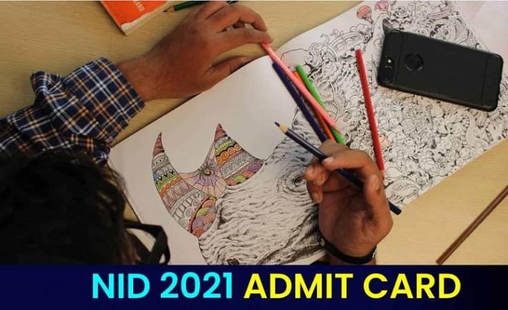 आज जारी होगा 'NID DAT' का प्रीलिम्स एडमिट कार्ड 2021