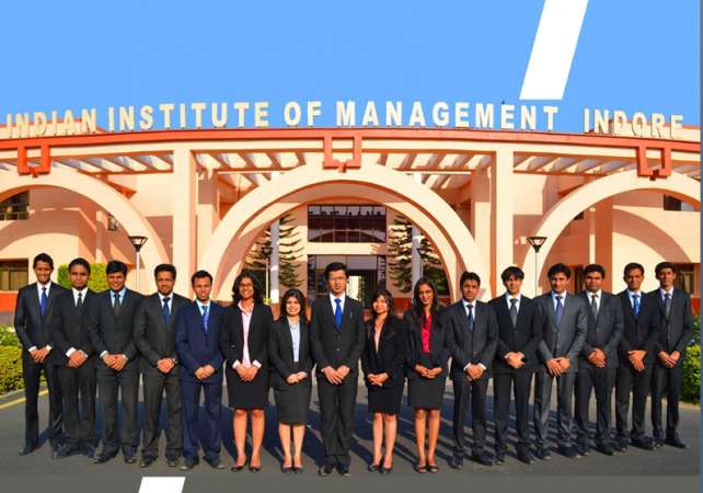 IIM Indore Placements has highest salary package more than Rs 5 lakhs/month