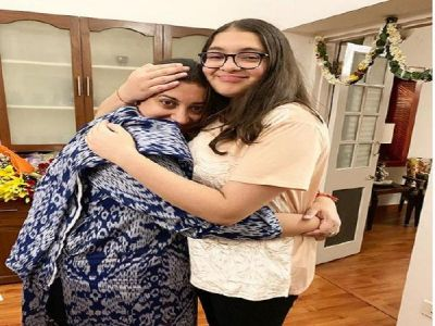 CBSE 10th Result 2019: Smriti Irani's daughter scores 82 percent
