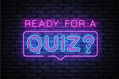 Quiz questions for competitive exams