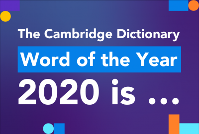 Word of the Year 2020 is neither Coronavirus nor Covid 19, Cambridge Dictionary