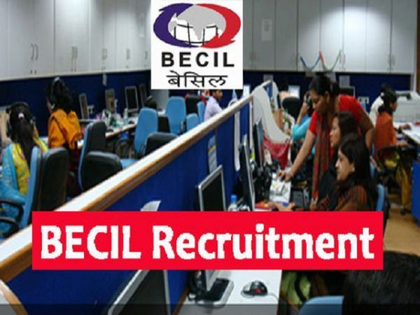 BECIL job recruitment 2017: Vacancy on post of project manager, team lead, software developer