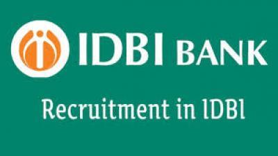 IDBI Recruitment 2019: Application Process Begins For 120 Posts